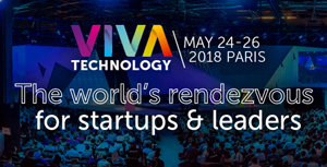 VivaTech2018–Paris–May24–26